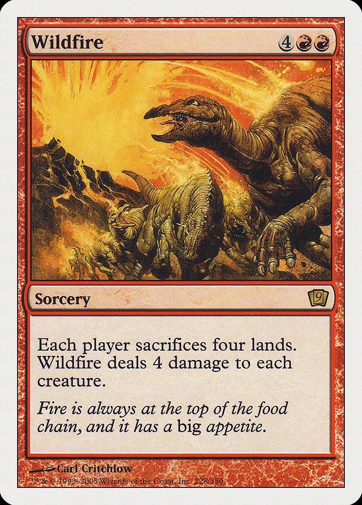 Wildfire [9ED]