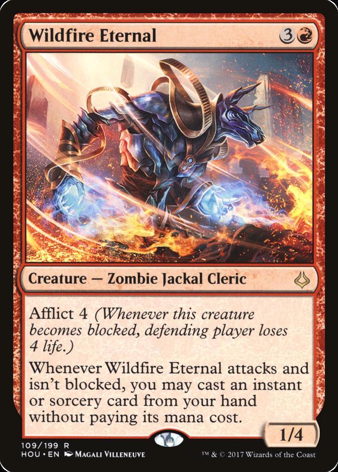 Wildfire Eternal [HOU]