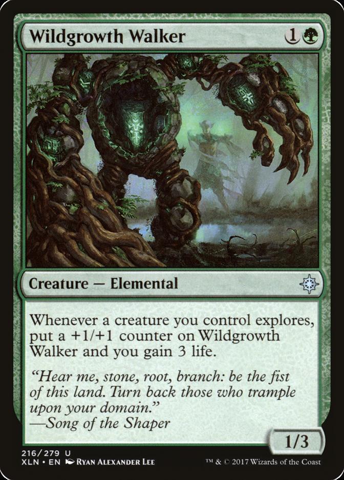 Wildgrowth Walker [XLN]