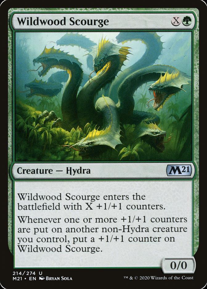 Wildwood Scourge [M21]