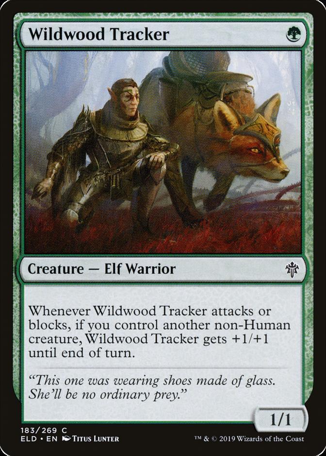 Wildwood Tracker [ELD] (F)