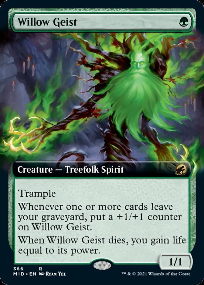 Willow Geist <extended> [MID]