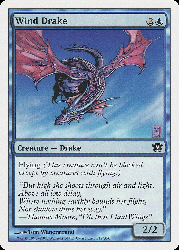 Wind Drake [9ED]
