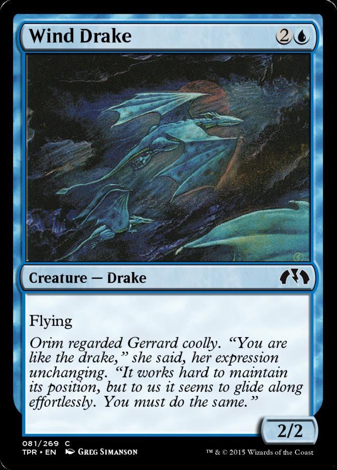 Wind Drake [TPR] (F)