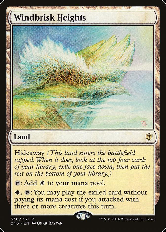 Windbrisk Heights [C16]