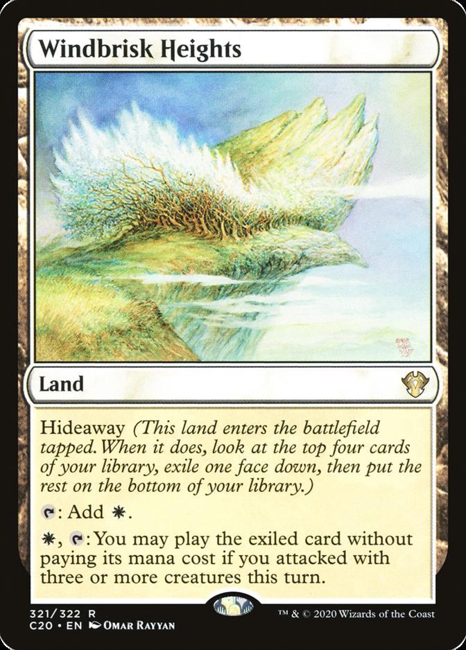 Windbrisk Heights [C20]