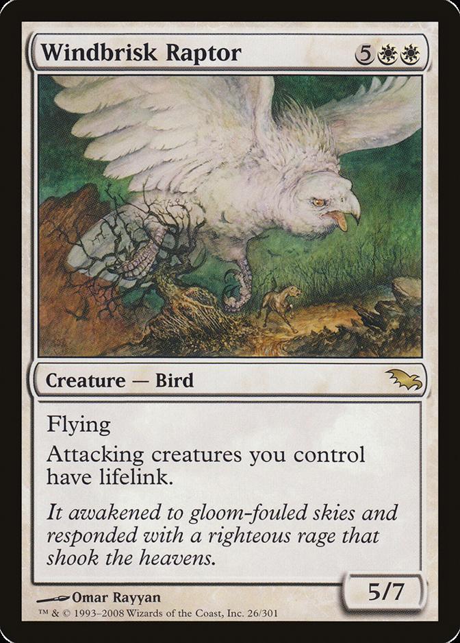 Windbrisk Raptor [SHM]