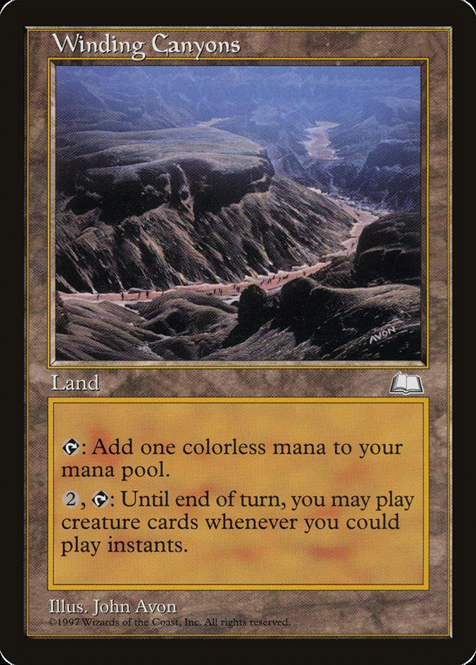 Winding Canyons [WL]