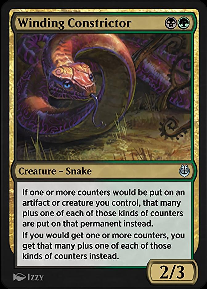 Winding Constrictor [KLR]