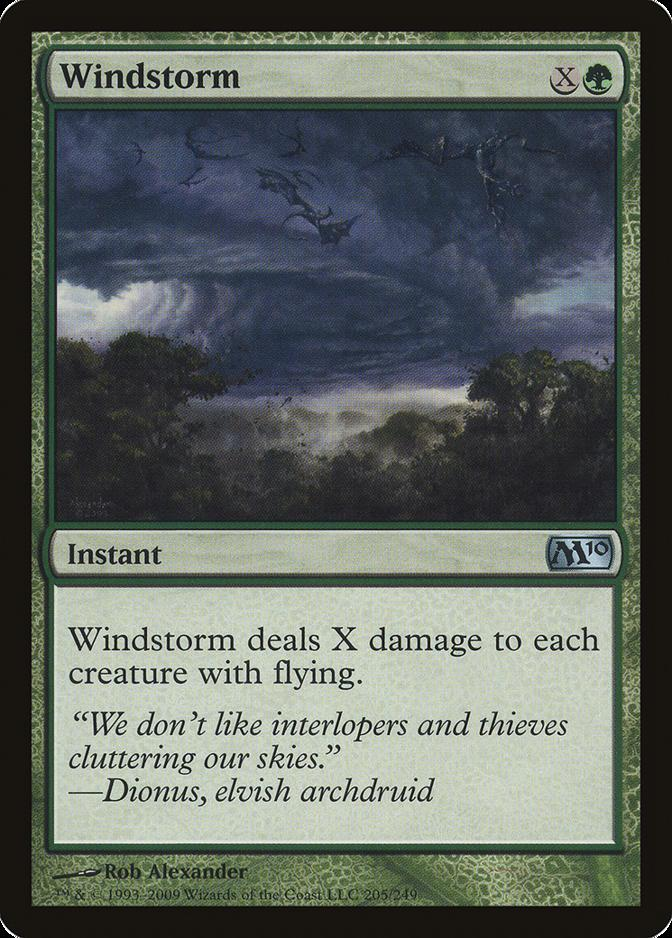 Windstorm [M10]