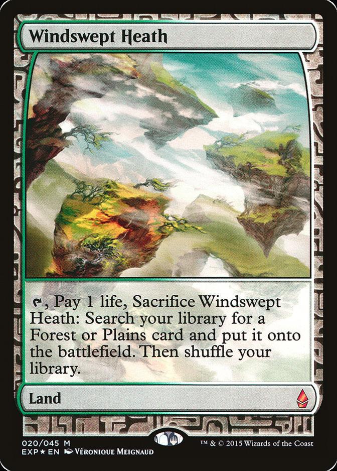 Windswept Heath [EXP] (F)