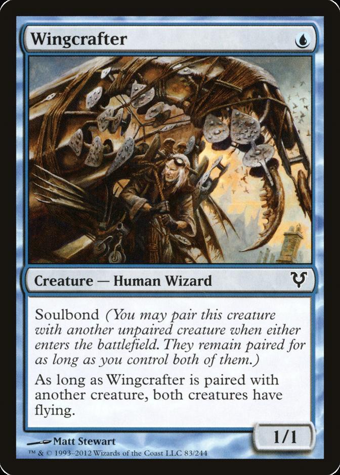 Wingcrafter [AVR]
