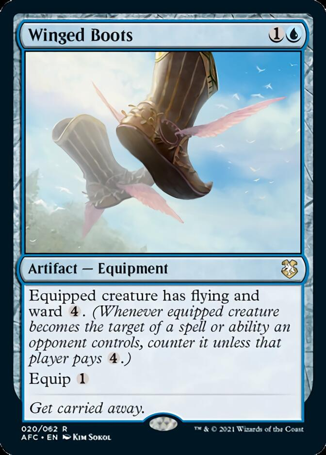 Winged Boots [AFC]