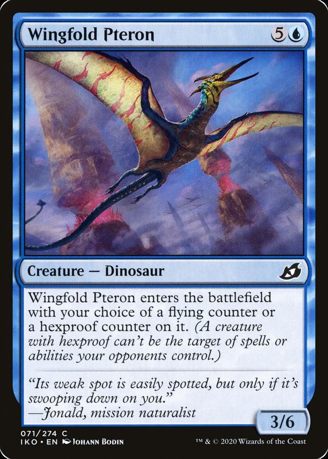 Wingfold Pteron [IKO]