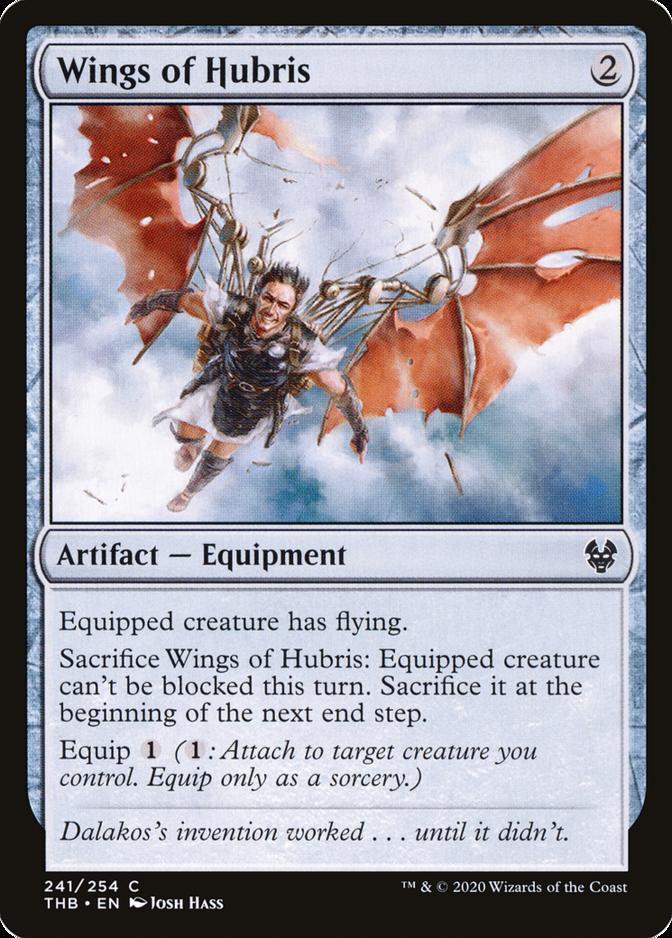 Wings of Hubris [THB]