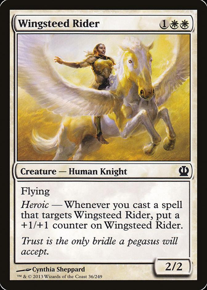 Wingsteed Rider [THS]