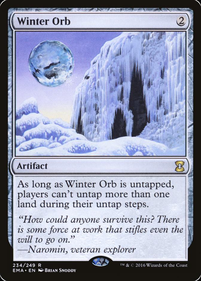 Winter Orb [EMA]