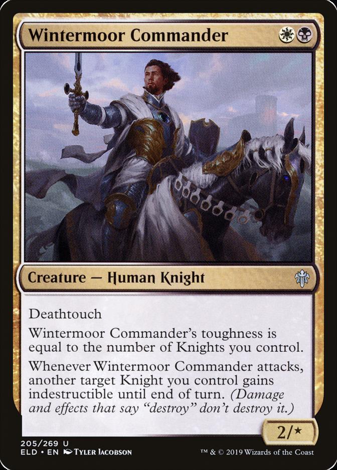Wintermoor Commander [ELD]