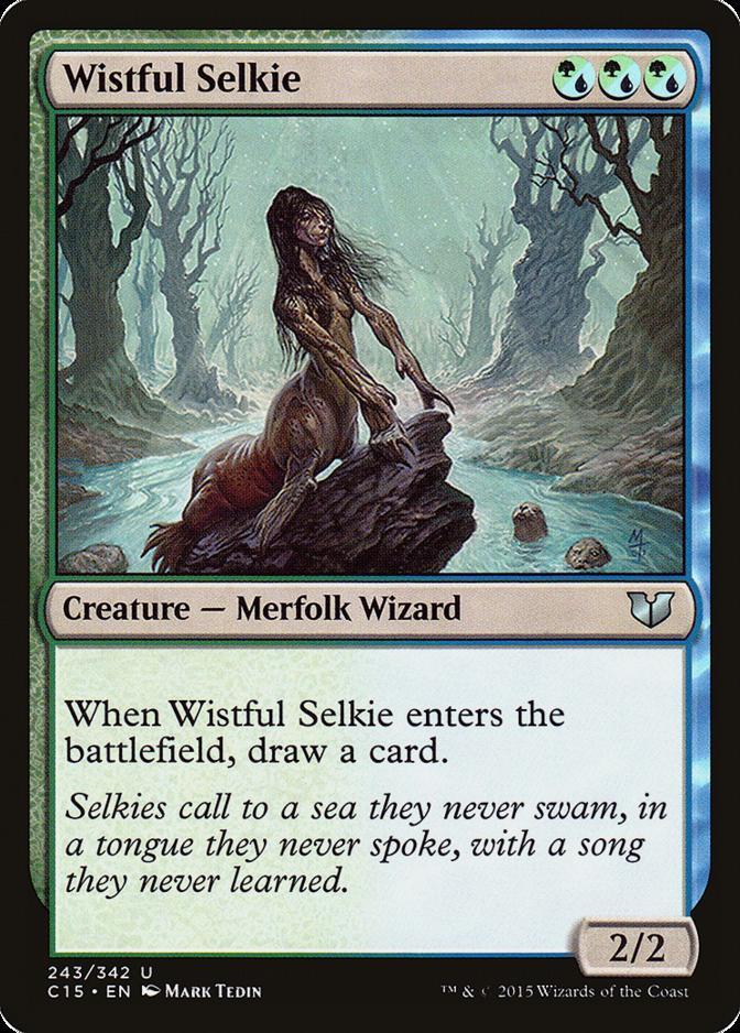 Wistful Selkie [C15]