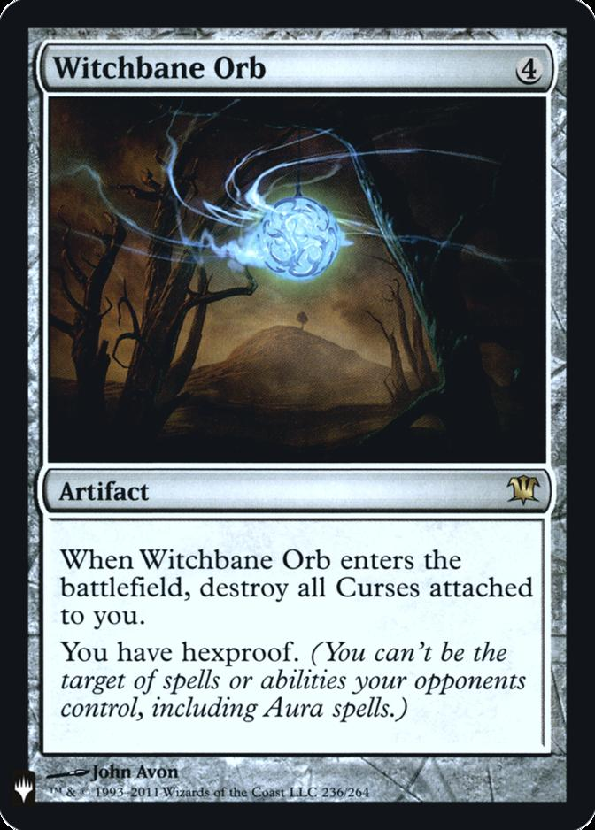 Witchbane Orb [FMB1] (F)
