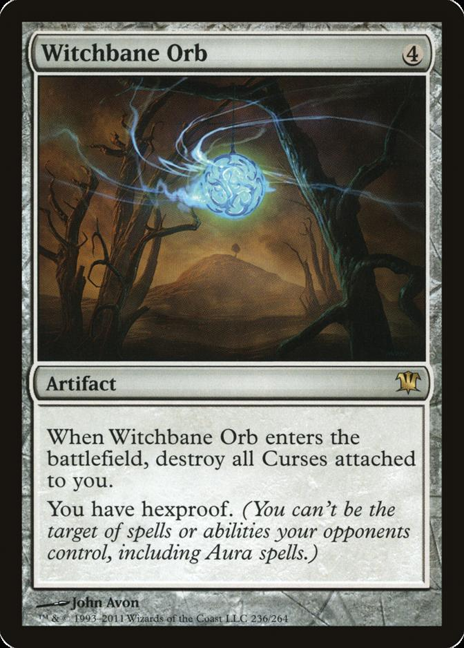 Witchbane Orb [ISD] (F)