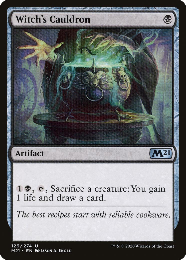 Witch's Cauldron [M21]