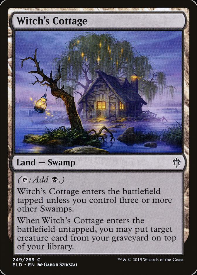 Witch's Cottage [ELD]