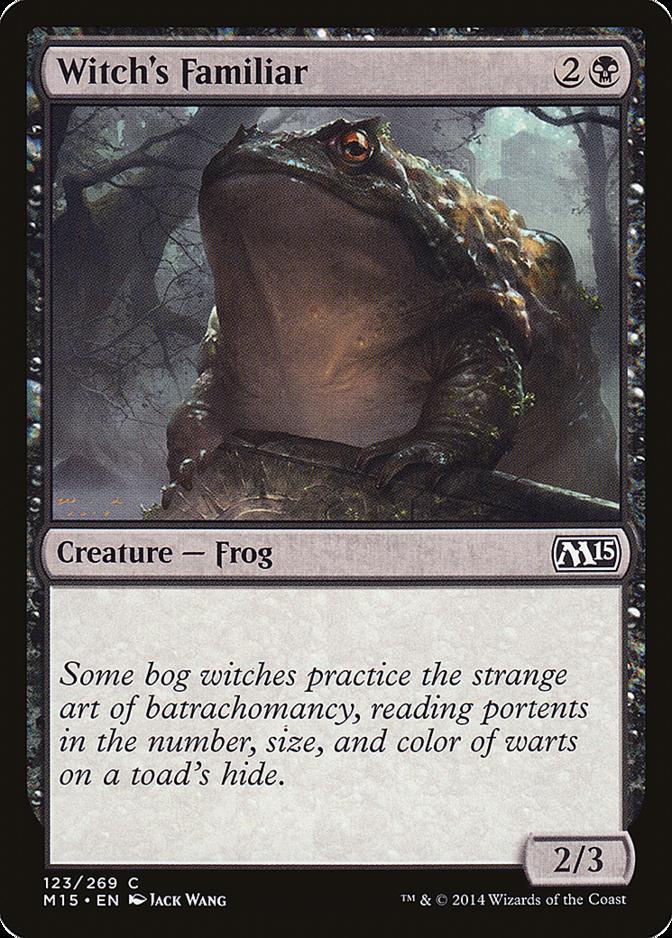 Witch's Familiar [M15]