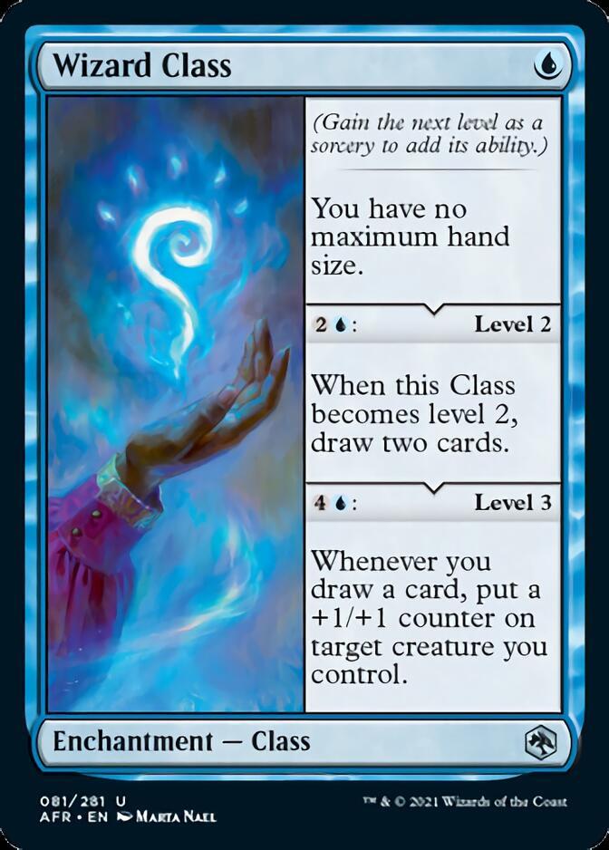 Wizard Class [AFR]