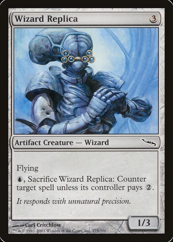 Wizard Replica [MRD]