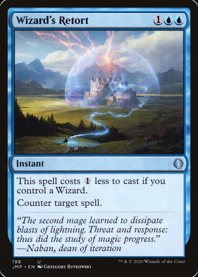 Wizard's Retort [JMP]