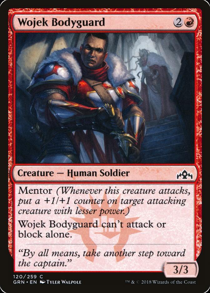 Wojek Bodyguard [GRN]
