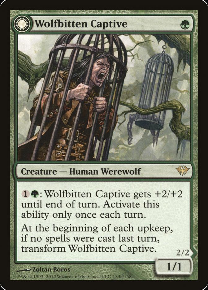 Wolfbitten Captive [DKA]