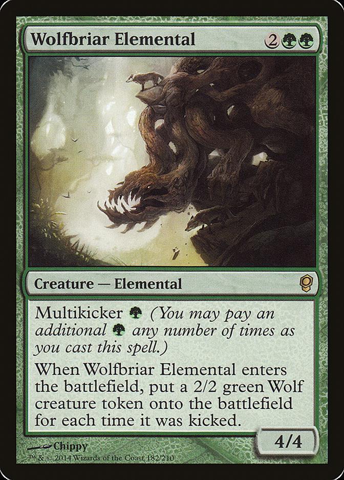 Wolfbriar Elemental [CNS]
