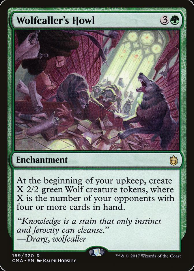 Wolfcaller's Howl [CMA]