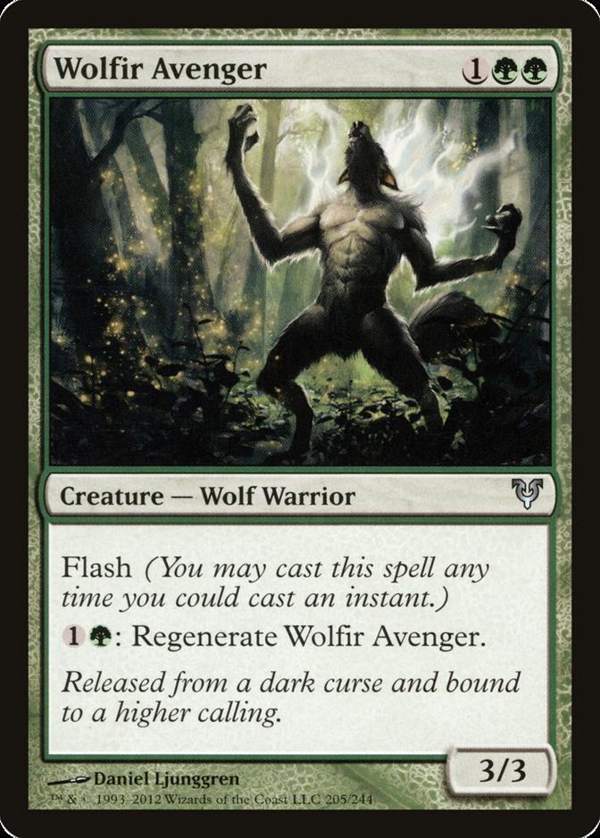 Wolfir Avenger [AVR]