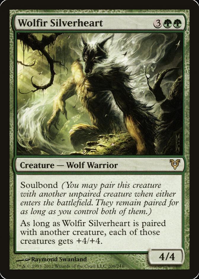Wolfir Silverheart [AVR]