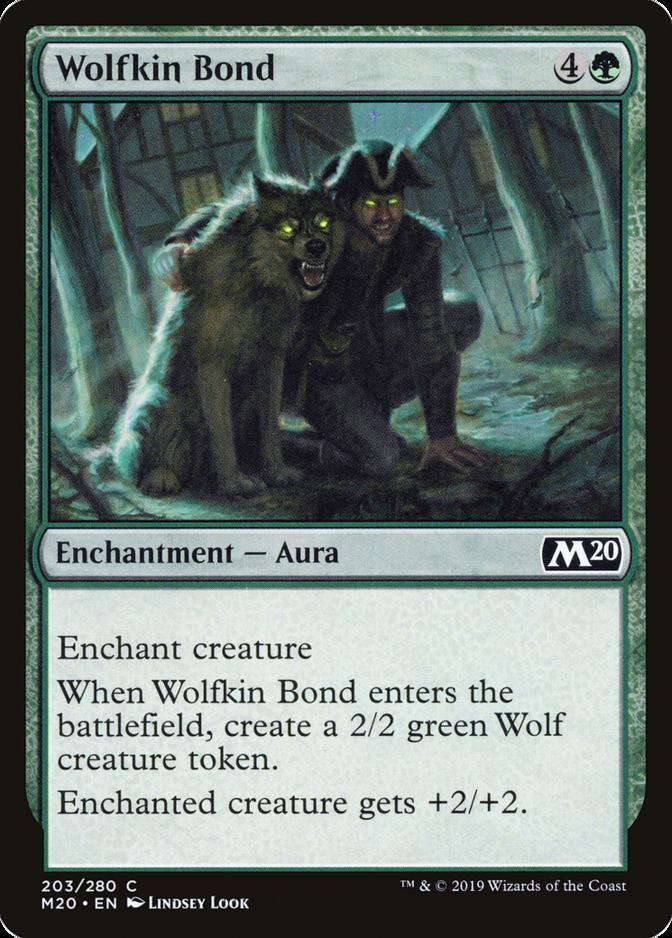 Wolfkin Bond [M20]