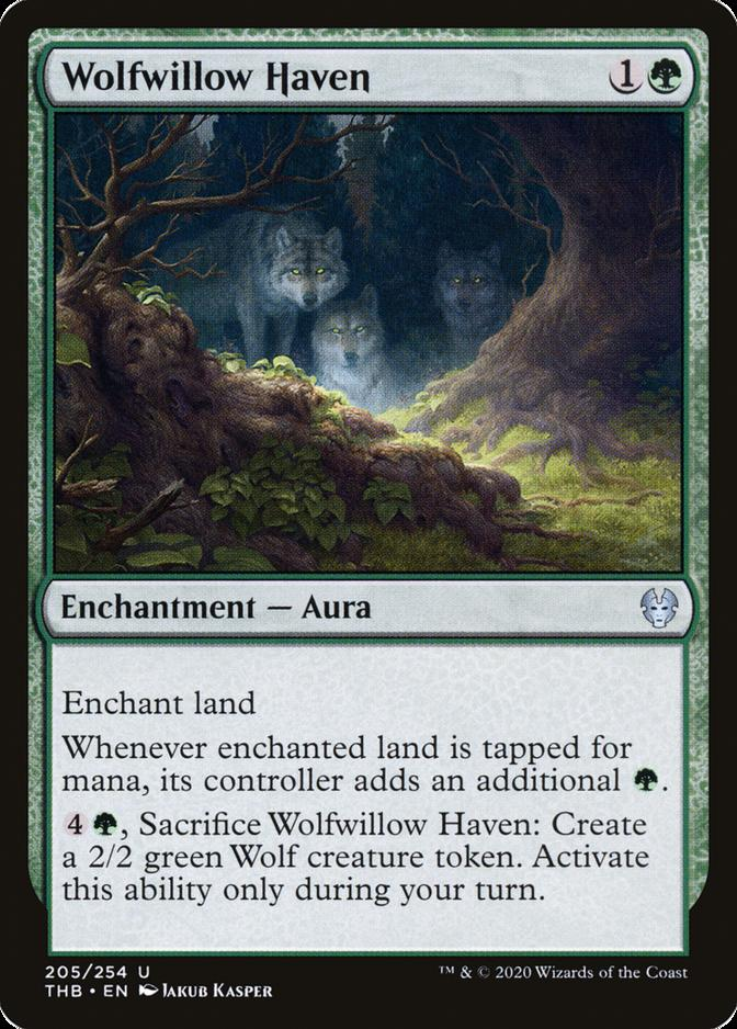 Wolfwillow Haven [THB]