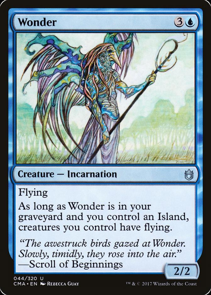 Wonder [CMA]