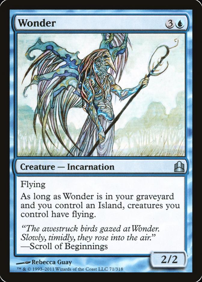 Wonder [CMD]