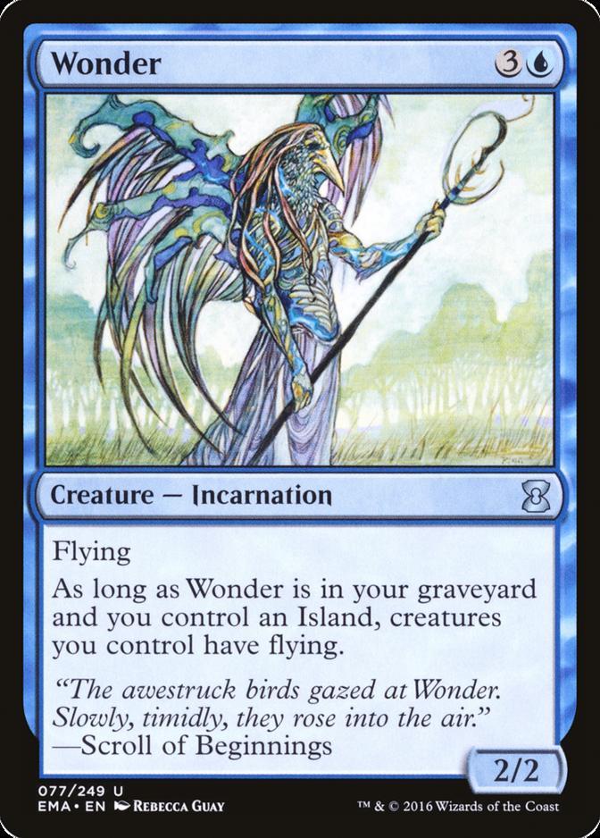 Wonder [EMA]