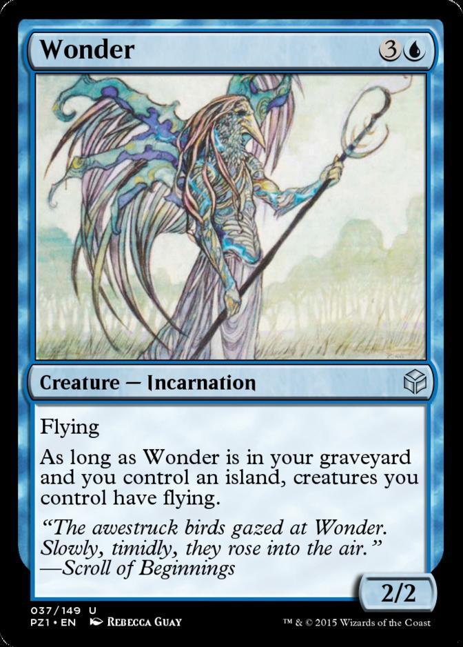 Wonder [PZ1]