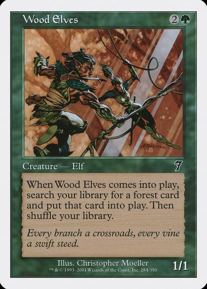 Wood Elves [7E]