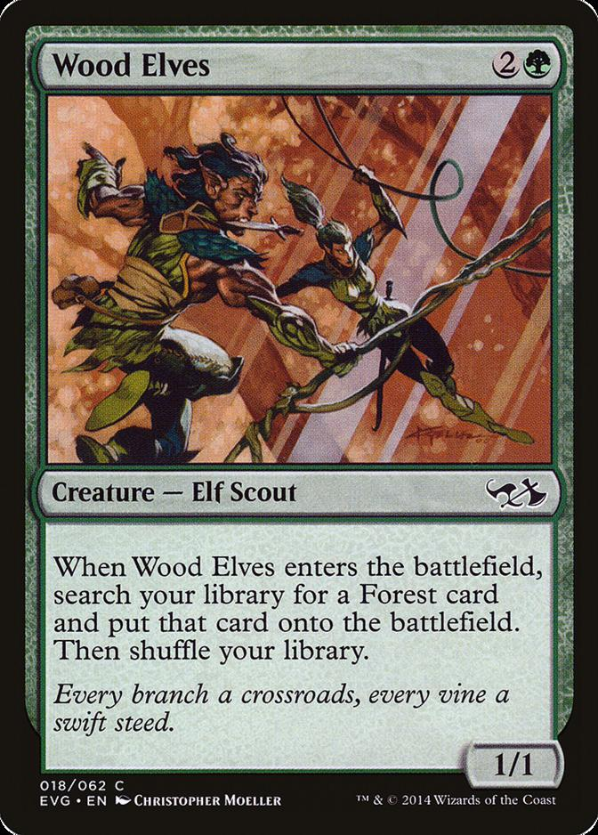 Wood Elves [EVG]