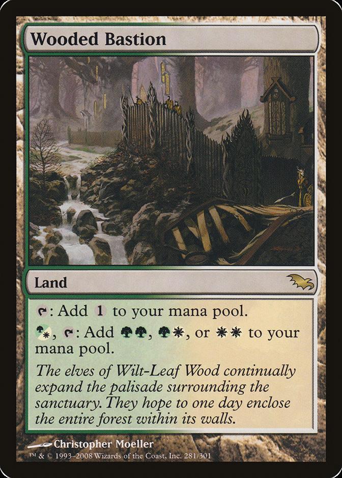 Wooded Bastion [SHM]
