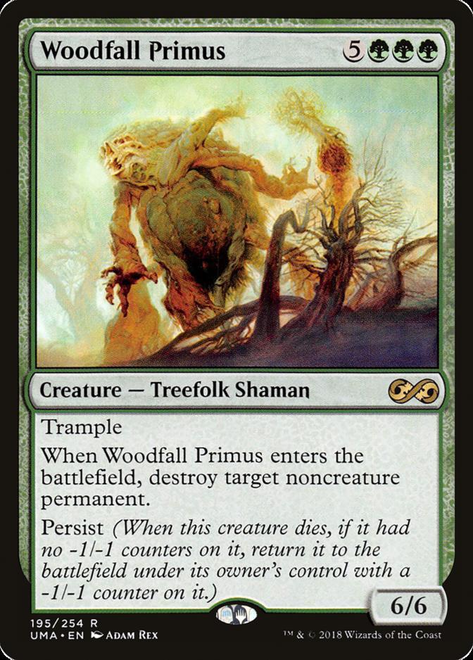 Woodfall Primus [UMA]