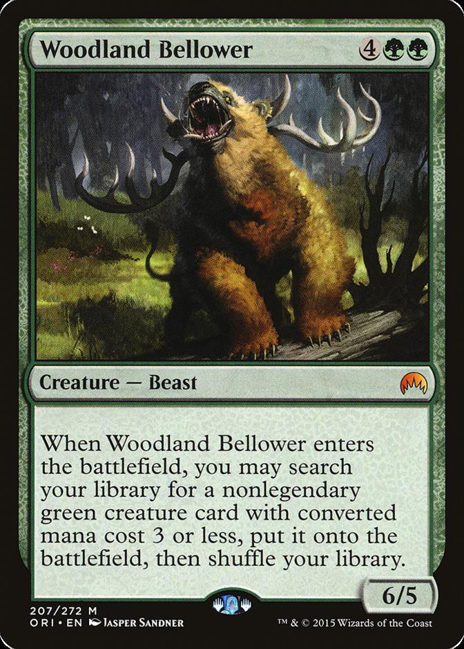 Woodland Bellower [ORI]
