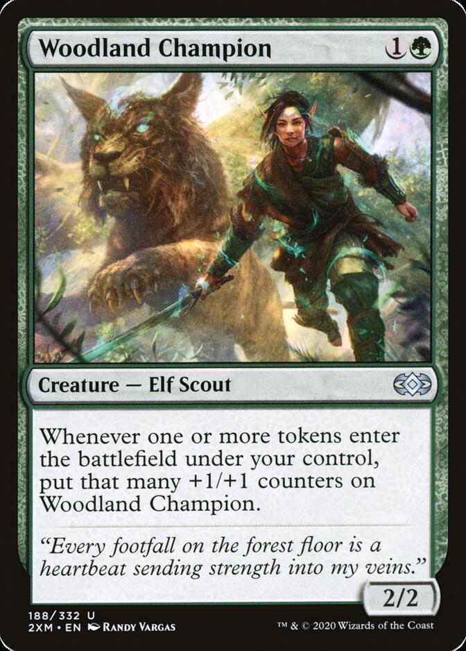 Woodland Champion [2XM]