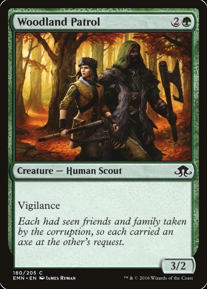 Woodland Patrol [EMN]